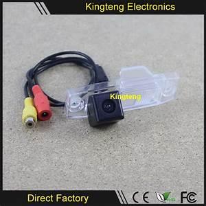 China Ccd Rear View Backup Camera For 2011 Hyundai Elantra