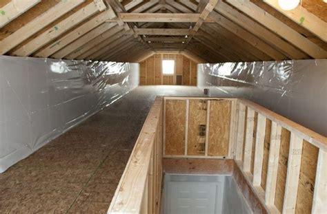 Walk up attic   All American Dream Homes
