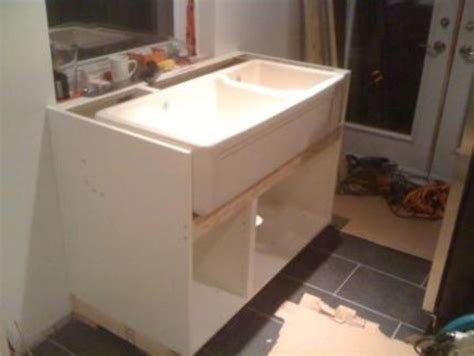 Ikea Sink Cabinet For Small Bathrooms
