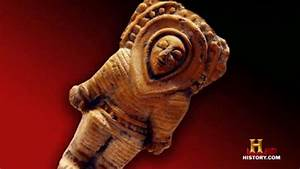 Ancient Egyptian Astronaut Carving