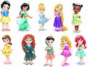 princesas disney baby | Idéias criativas | Pinterest ...