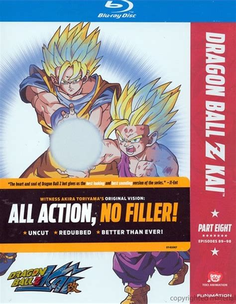 Order today with free shipping. Dragon Ball Z Kai: Part 8 (Blu-ray )   DVD Empire
