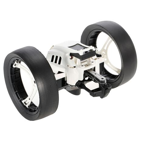 original parrot jumping race jett wifi fpv p camera drone bounce car  wheel robot app