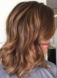 Tendance Couleur Cheveux : 50 magnifiques couleurs cheveux tendance 2017 coiffure simple et facile ~ Farleysfitness.com Idées de Décoration