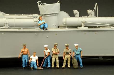 Italeri Pt Boat Crew by Italeri Model Kits On Quot Vosper Crew 1 35 Scale And