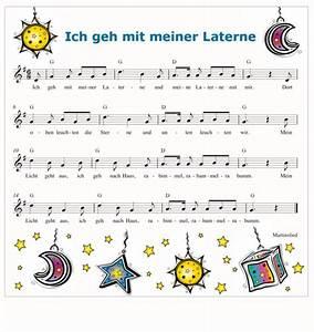 Licht In Der Laterne : ich geh mit meiner laterne ~ Watch28wear.com Haus und Dekorationen