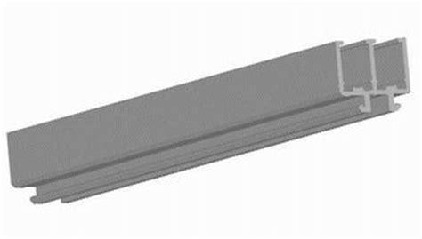 profile aluminium pour vitrine profile glissiere pour vitrine