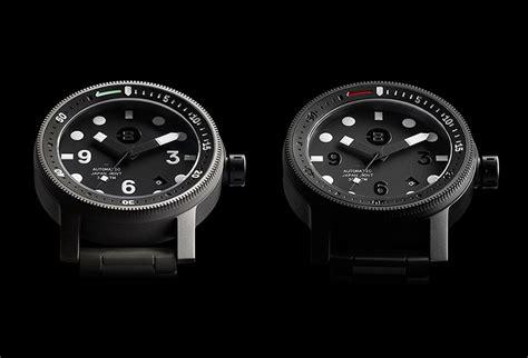 Minus-8 Diver Watch Is Een Praktisch En Stijlvol