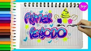 IDEAS PARA DIBUJAR PRIMER PERIODO Regreso a clase LETRA TIMOTEO YouTube