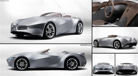 bmw gina light visionary model concept  pictures