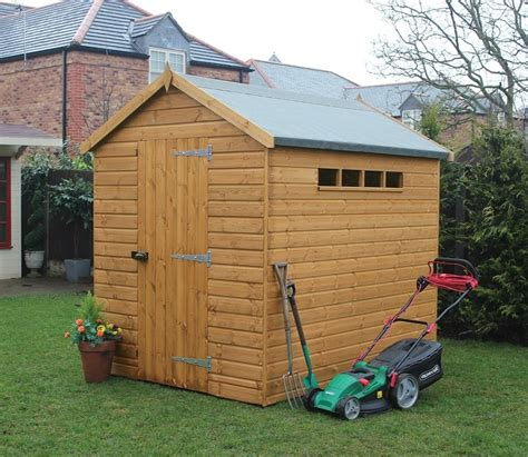 10ft X 6ft Shed by 10ft X 6ft Security Apex Garden Shed Gardensite Co Uk