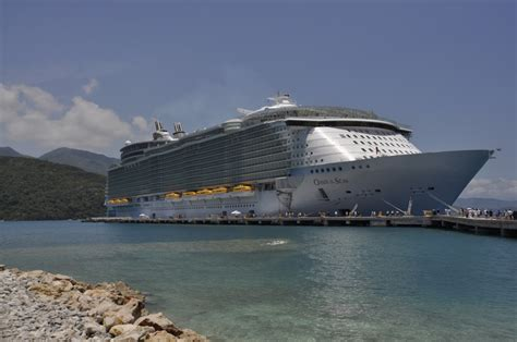 Royal Caribbean Oasis Of The Seas Review  Wishes And Dishes