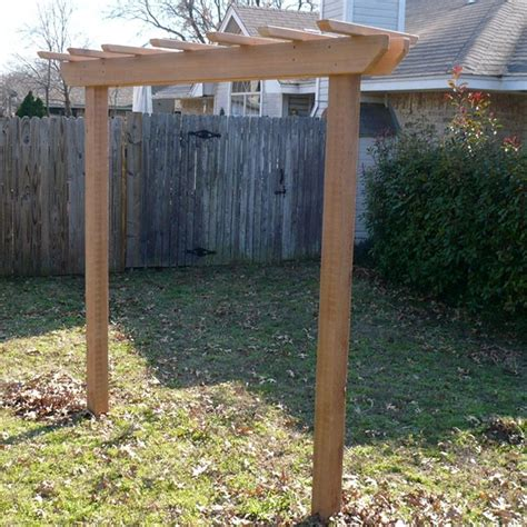 tmp outdoor furniture post style arbor stand for swings