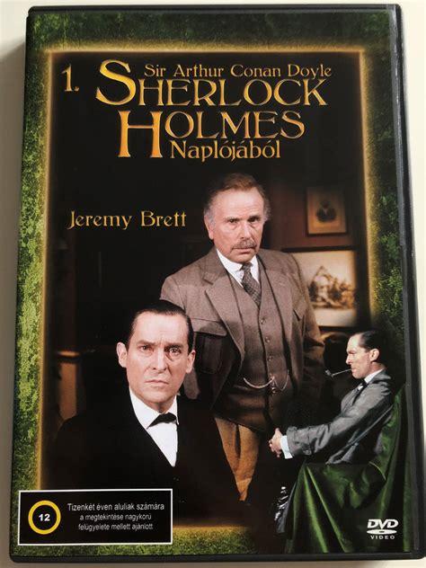holmes sherlock brett edward john doyle rosalie jeremy casebook dvd episodes hardwicke conan simpson directed madden starring sir 1991 disc