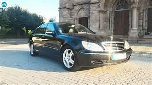 Mercedes Classe S 350 : achat mercedes classe s 350 l 3 7 i 2003 d 39 occasion pas cher 12 900 ~ Gottalentnigeria.com Avis de Voitures