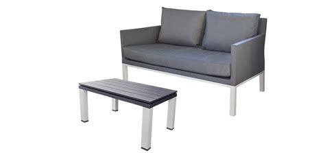 canapé deux places design canapé de jardin 2 places royal sofa idée de canapé et