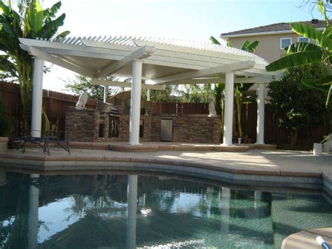 freestanding patio covers