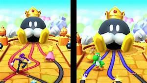 New Mario Party The Top 100 Trailer Walks Through Game