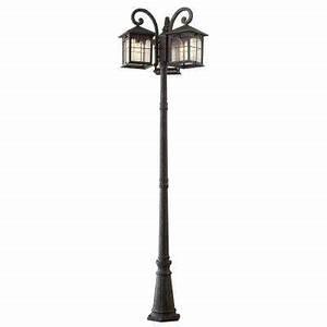 Post Lighting - Outdoor Lighting - The Home Depot
