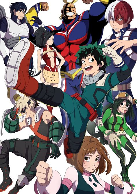 Click the name in the search results to get their id. My Hero Academia Image - ID: 234229 - Image Abyss