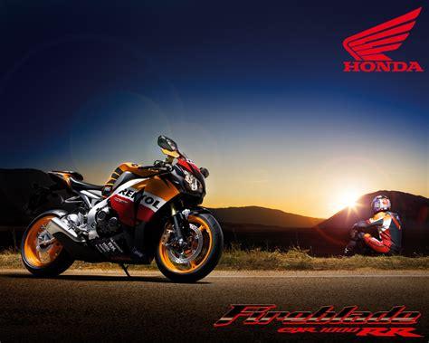 Honda Riding Wallpaper