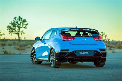 New Hyundai Veloster And Veloster N Revealed In Detroit