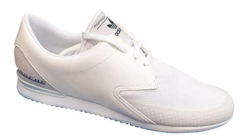porsche shoes white mens adidas porsche typ 64 sport white mesh designer