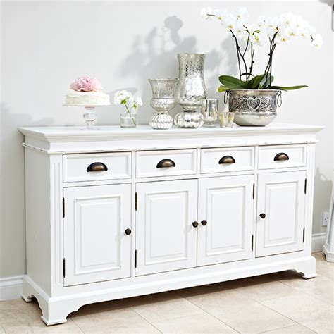 Dining Room Sideboard Decorating Ideas by Traditional White Dining Room Sideboard Dining Room