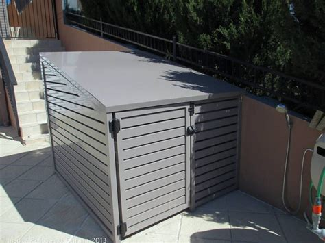 aluminium pool pump  gas bottle enclosure covers