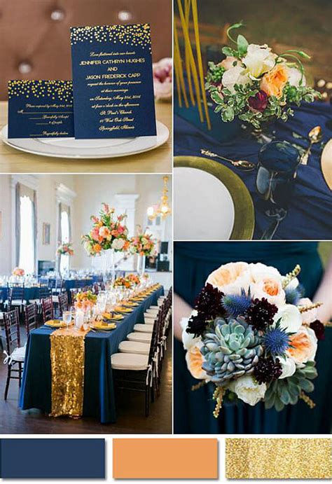 blue gold wedding decorations image royal blue and gold wedding decor pc android