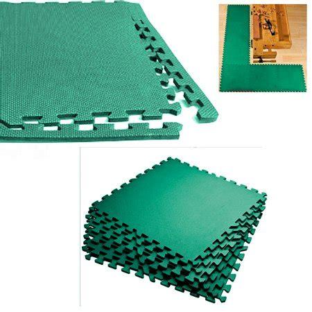 foam tiles walmart 96 sq ft anti fatigue exercise mats foam flooring