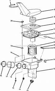 Polaris W888528 Parts List And Diagram