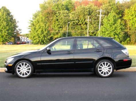 2005 lexus is wagon sell used 2005 lexus is 300 sport cross wagon 1 owner