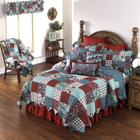 donna sharp quilts abilene patch by donna sharp quilts beddingsuperstore