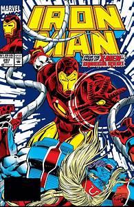 Iron Man Vol 1 297 | Marvel Database | FANDOM powered by Wikia