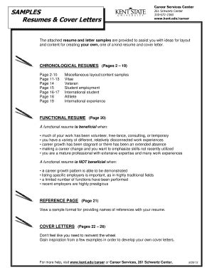 printable email cover letter sample  attached