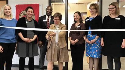 Career Opening Ribbon Exploration Rebecca Cutting Grand