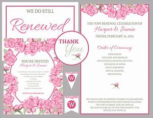 Vow renewal invitation orderecigsjuiceinfo for Free printable wedding vow renewal invitations