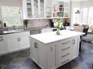 neutral kitchen backsplash ideas neutral glass tile backsplash build this
