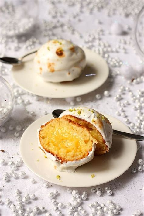boule de neige dessert boule de neige au citron recette de f 234 tes gourmandiseries