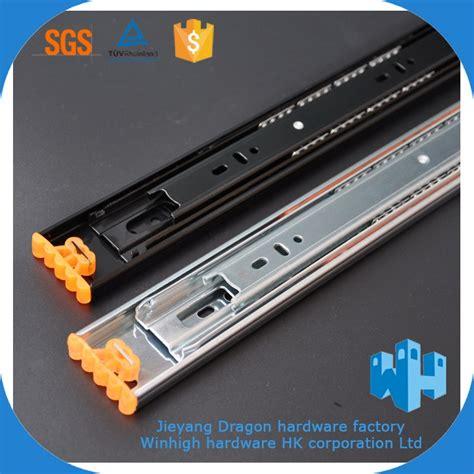glissiere tiroir cuisine glissière de tiroir rail avec quatre fois tiroir rail