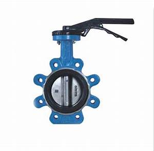China Lug Type Butterfly Valves
