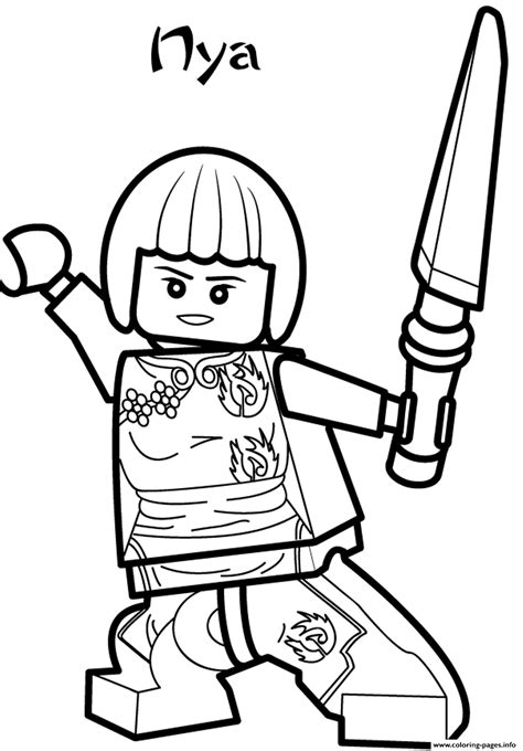 ninjago sdd coloring pages printable