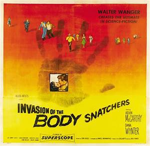 Happyotter  Invasion Of The Body Snatchers  1956