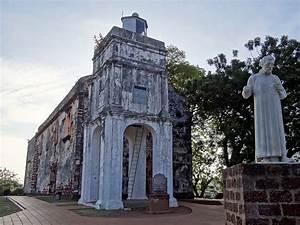 St. Paul's Church (Melaka) - Wikipedia