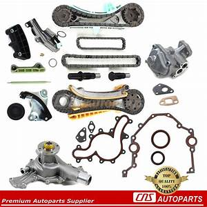 Ford Mazda Mercury 4 0l Sohc V6 Engine Timing Chain Kit W