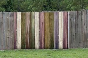 Palissade De Jardin : brise vue palissade bois ancien d coration jardin ~ Melissatoandfro.com Idées de Décoration