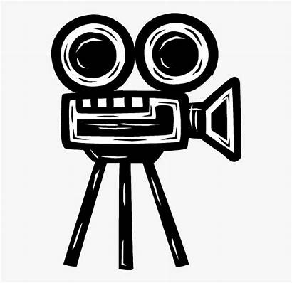 Camera Projector Clipart Getdrawings Cartoon Film Animated
