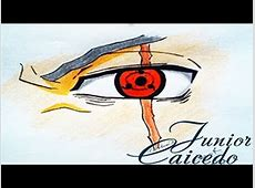 Dibujo Ojo Sharingan De Kakashi YouTube
