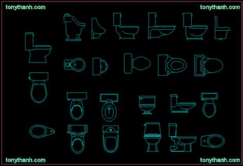 Bathroom Cad Block by Cad Block Furniture Cad Block Toilet Cad Blocks Library
